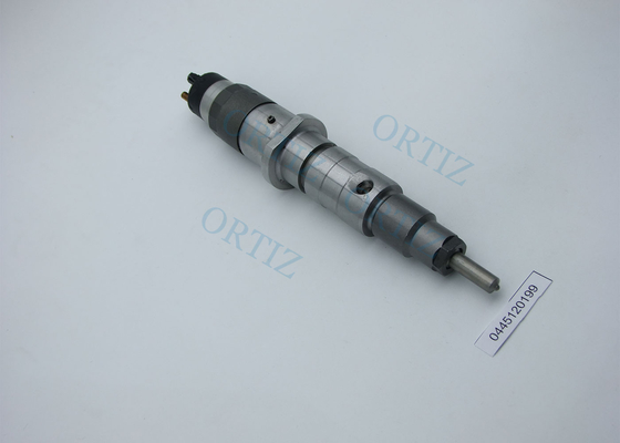 Steel / Plastic Material BOSCH Common Rail Injector High Durability